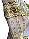 """Женская вышитая рубашка """"Венси"""" BL-0057, фото 4"""