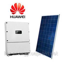 Электростанция 30 кВт Risen+Huawei, фото 2