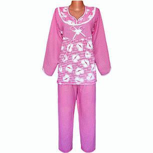 Теплая начесная пижама, фото 2
