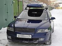 Реснички на фары Skoda Octavia A5 (2005-2009) / Шкода Октавия А5, 05-09
