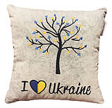 Эксклюзивная подушка автомобильная с украинской вышивкой, фото 8