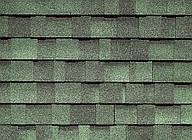 Двухслойная битумная черепица IKO Cambridge Xpress 43 Amazon Green