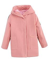Детское демисезонное пальто на девочку, в расцветках, р.122-146