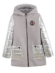 Детское демисезонное пальто на девочку, в расцветках, р.134-158