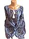 """Жіноча вишита сорочка (блузка) """"Берда"""" (Женская вышитая рубашка (блузка) """"Берда"""") BT-0042, фото 2"""