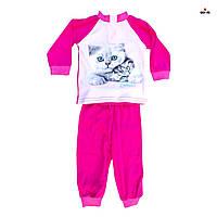Детские пижама интерлок однатон на кнопках 26,28 р.