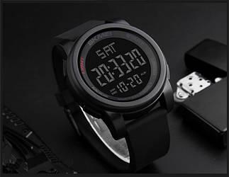 Часы Skmei 1257 Black