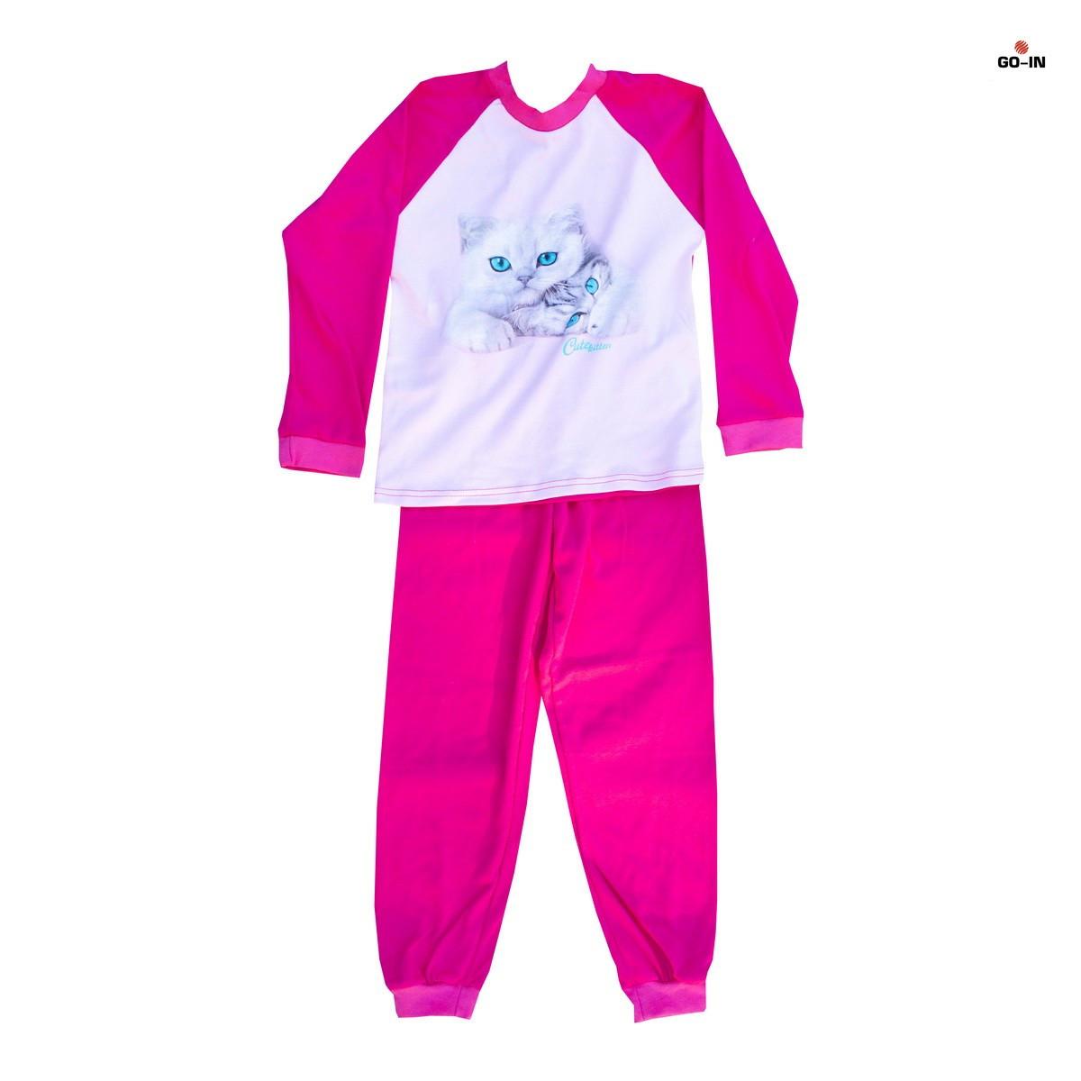 Детские пижама интерлок однатон 30-36 р.