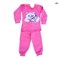 Детские пижама начёс берёзка на девочку 28-36 р.
