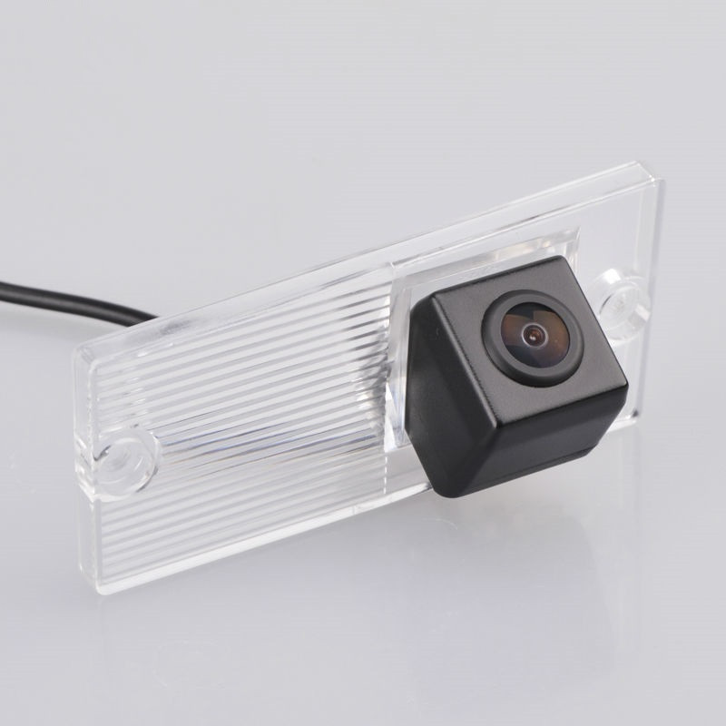 Штатная камера заднего вида My-Way MW-6056. Kia Sportage II (2004-2010)/Sorento I (2003-2006)