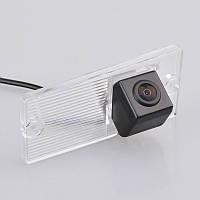 Штатная камера заднего вида My-Way MW-6056. Kia Sportage II (2004-2010)/Sorento I (2003-2006), фото 1