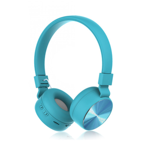 Bluetooth наушники Konfulon HS-B02 - голубые