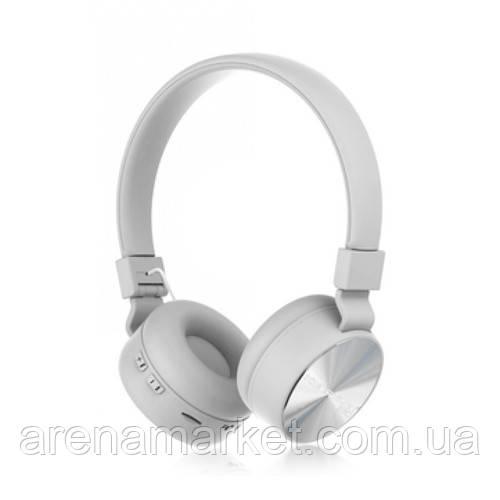 Bluetooth-навушники Konfulon HS-B02 - білі