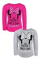 Регланы для девочек оптом, размеры 110-152, Disney, арт. MIN-G-T-SHIRT-121