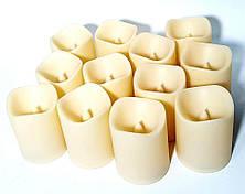 Светодиодные свечи (12 шт.) светодиодный светильник световой декор, фото 3