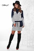 Женское  платье-туника №156(4)