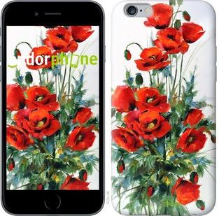 "Чехол на iPhone 6 Plus Маки ""523c-48-571"""