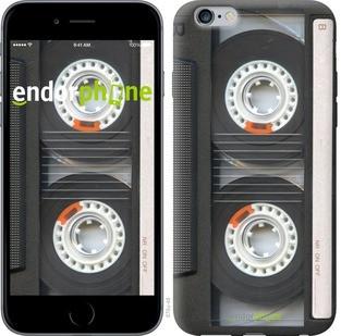 """Чехол на iPhone 6s Plus Кассета """"876c-91-571"""""""