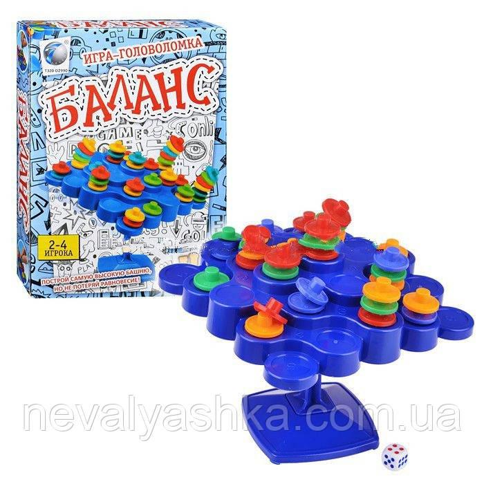 Настольная Игра Логическая Баланс Равновесие Пирамида, TONGDE 8111 006869
