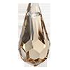 Хрустальные подвески 984 Preciosa (Чехия) 5,5x11 мм Crystal Honey