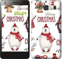 "Чехол на Xiaomi Redmi 2 Merry Christmas ""4106c-98-571"""