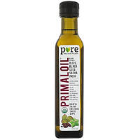 Pure Indian Foods, Organic Primaloil, Cold Pressed, Extra-Virgin, 250 ml