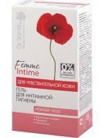 Гель для интимной гигиены Нежный уход для чуствительной кожи 230мл Dr.Sante Femme Intime