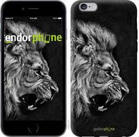"Чехол на iPhone 6s Plus Лев ""1080c-91-571"""