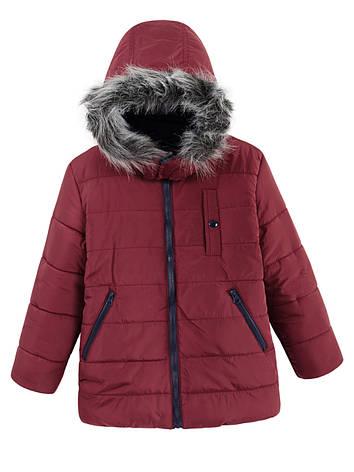 caffcd20acd Детская зимняя куртка Боби на мальчика