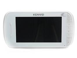 Видеодомофон KENWEI E-703C-W32 WHITE