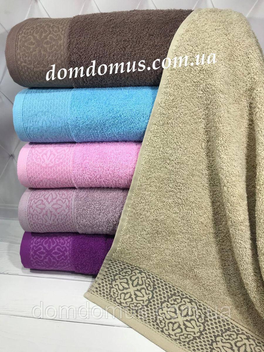 "Махровое полотенце ""Madam"" 50*90 см SWEET  DREAVS, 6 шт./уп.,Турция"