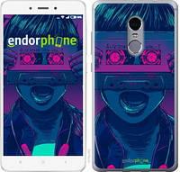"""Чехол на Xiaomi Redmi Note 4 Звёздный Лорд """"4175c-352-571"""""""