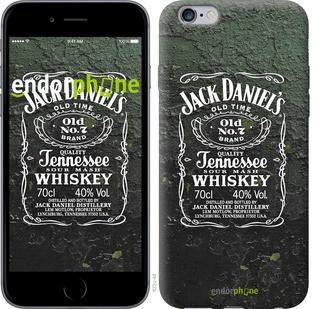 """Чехол на iPhone 6s Plus Whiskey Jack Daniels """"822c-91-571"""""""