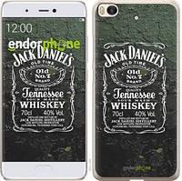 "Чехол на Xiaomi Mi 5s Whiskey Jack Daniels ""822c-395-571"""