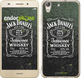 "Чехол на Huawei Y6 II Whiskey Jack Daniels ""822c-338-571"""