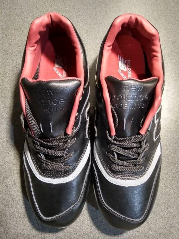 newest c34e0 d5c1f Кроссовки New Balance 997 BEXP Horween Leather