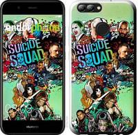 """Чехол на Huawei Nova 2 Отряд самоубийц v5 """"3775c-1021-571"""""""