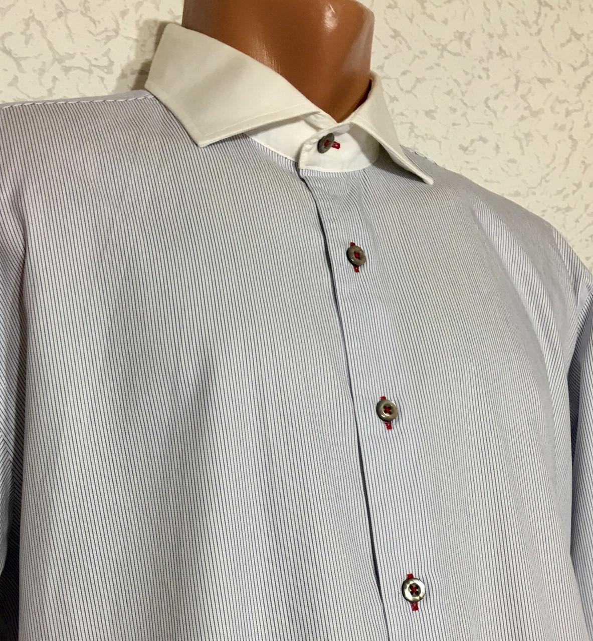 Рубашка мужская Egyptian cotton (Xl /44)