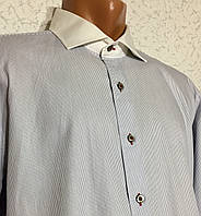 Рубашка мужская Egyptian cotton (Xl /44), фото 1