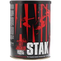 Universal Nutrition, Animal Stak, оптимизаторы тестостерона, 21 пакетик