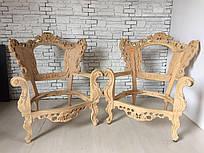 Итальянские кресла.Новые итальянские кресла. Кресла для отдыха. Цена указана за сам каркас.