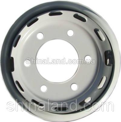 Стальные диски ГАЗ ГАЗ 33104 6x17,5,0 6x222,25 ET115 dia160,0 (GR)
