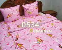 Детское постельное Винкс, ткань бязь Премиум 0534