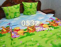 Детское постельное Винни Пух, ткань бязь Премиум 0532