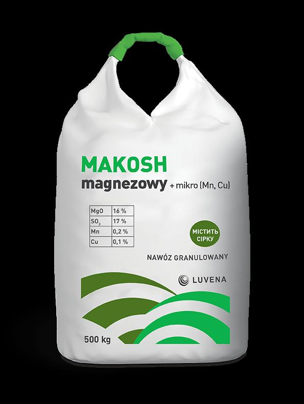 Минеральное удобрение  MAKOSH СУЛЬФАТ МАГНИЯ (гранулы) + Cu, Mn