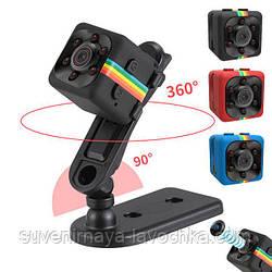 Міні-камера відеореєстратор SQ11