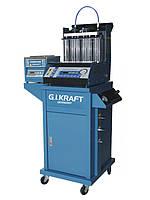 Стенд ультразвуковой промывки инжекторных форсунок G.I.Kraft  GI19114