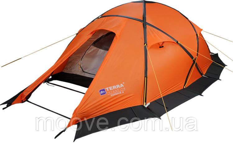 Палатка Terra Incognita двухместная TopRock 2