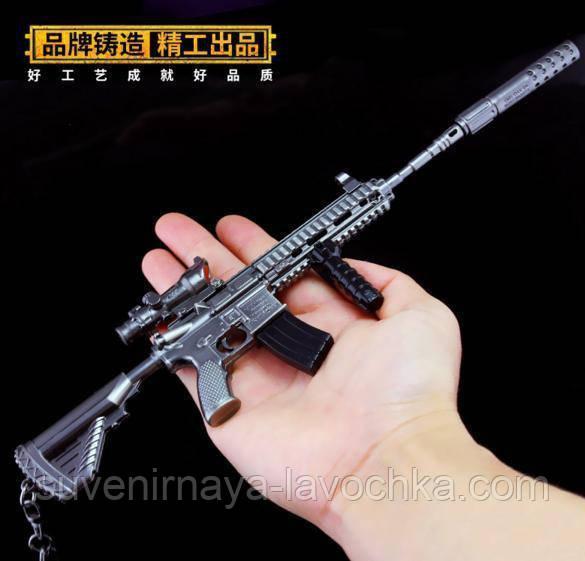 Снайперська гвинтівка з гри PUBG M416