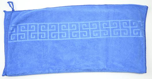 Полотенце банное микрофибра с петелькой 69 на 139 см (8 шт), фото 2